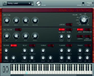 Software zur Musikbearbeitung