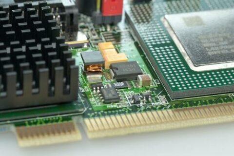 Mainboard mit BIOS-Chip