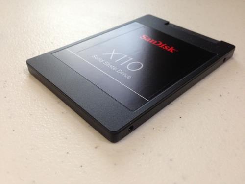 Sandisk SSD-Festplatte