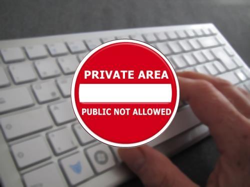 Privatsphäre im VPN
