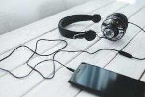 Musik hören mit dem Smartphone