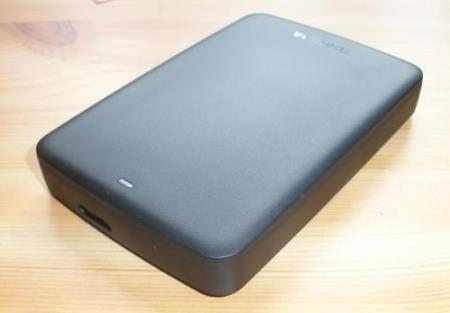 Toshiba Canvio Basics mit 2 TB
