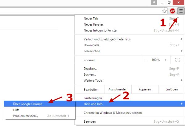 Browser: Google Chrome 46.0.2490.71 veröffentlicht