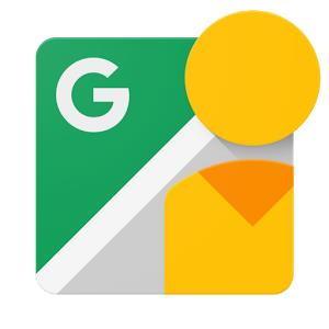 Google Street View für Android Logo