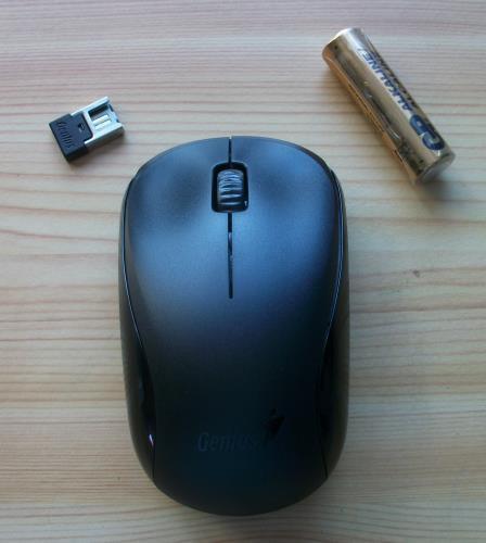Genius NX-7000 Lieferumfang