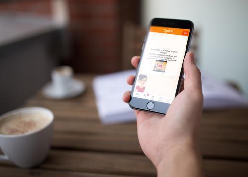 Intelligente App: MosaLingua sagt den beste Zeitpunkt zum Lernen an