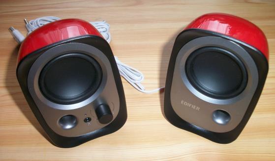 Edifier R12U 2.0 Soundsystem
