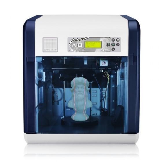 XYZprinting 3D Drucker im Einsatz