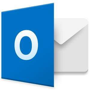 Outlook App für Android Logo