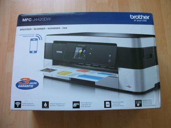 Verpackung Brother MFC-J4420DW