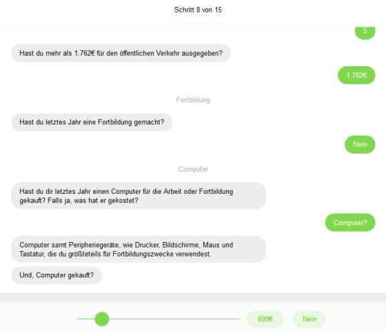 Taxfix Chatbot