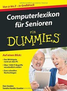 Computerlexikon für Senioren für Dummies Buch-Cover