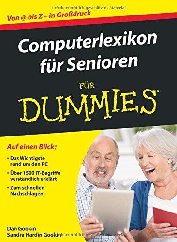 Computerlexikon für Senioren für Dummies Buch-Cover
