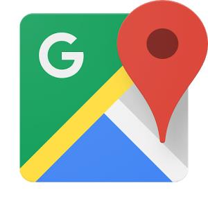 Google Maps Android Logo