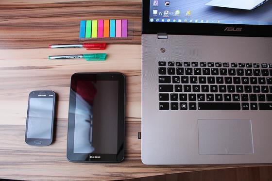 Technik im HomeOffice
