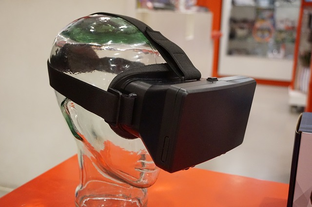 VR-Brillen - Ursprung des Trends