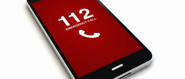 mit dem Smartphone den Notruf kontaktieren