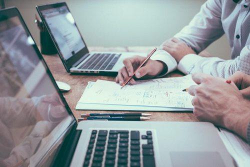 Gebrauchte Notebooks im Office Einsatz