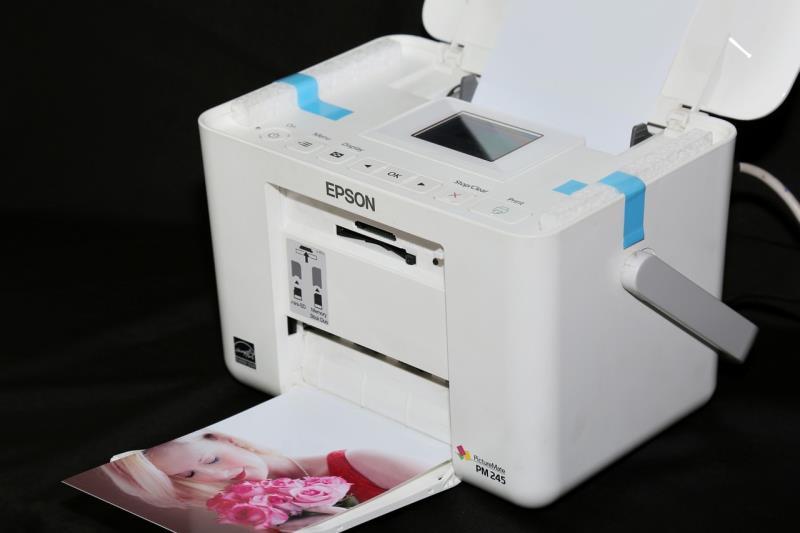 Foto ausdrucken auf einem Epson Drucker