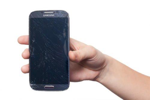 Auch andere Smartphones gehen kaputt