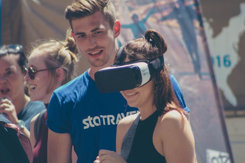 VR im Bereich Forschung und Ausbildung