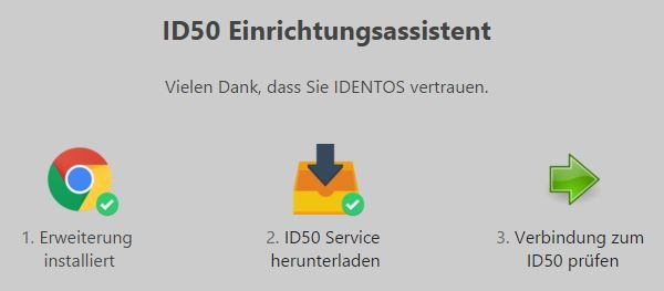 IDENTsmart stellt neue Version von ID50 Passwort Manager vor
