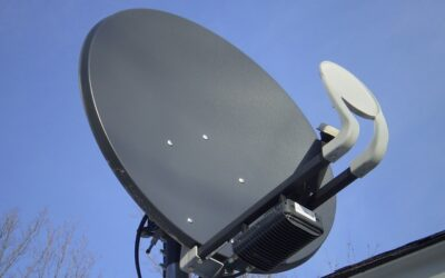 Sat over IP Technologie