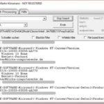 Windows 10 Key und andere Seriennummern auslesen mit dem LicenseCrawler