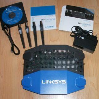 Testbericht: Linksys WRT3200ACM WLAN Router ausprobiert