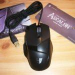 Testbericht: Tesoro Ascalon Spectrum Gaming Maus