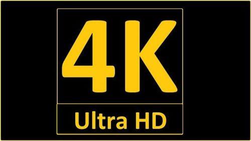 Ultra-HD 4K Logo