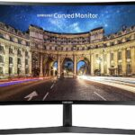 Samsung C24F396FHR 60,9 cm (24 Zoll) Curved Monitor