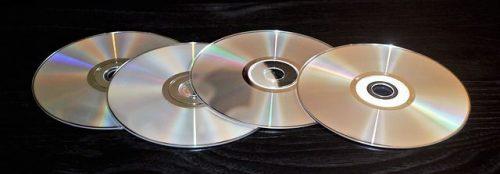 CDs sind anfällig für Kratzer