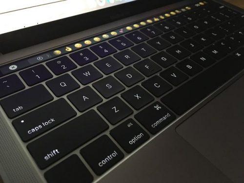 Tastatur MacBook