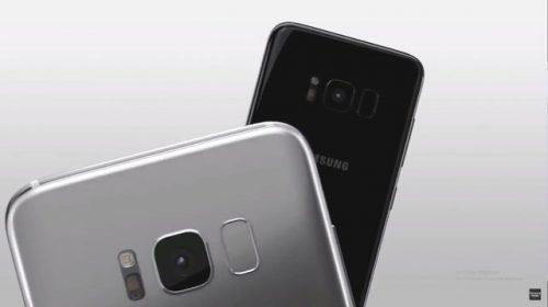 Kameras beim Samsung Galaxy S8