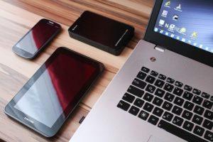 Smartphone, Tablet PC und Notebook als Konkurrenz zum Computer