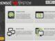 SecuPerts Forensic System Screenshot