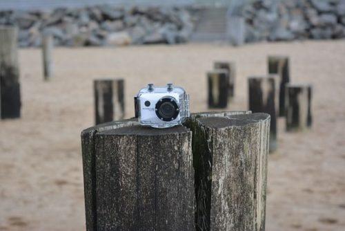 Action Cam im Urlaub nutzen