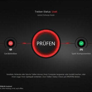 Driver Booster 4.4 von IObit im Test
