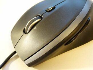 Gaming-Maus für Gamer