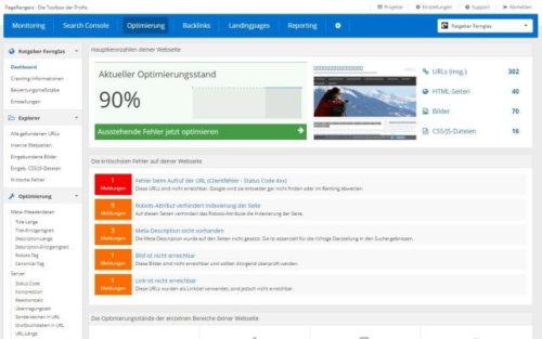 Optimierung - Fehler und Verbesserungsmöglichkeiten erkennen