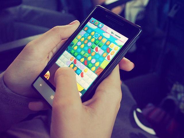Games auf dem Smartphone