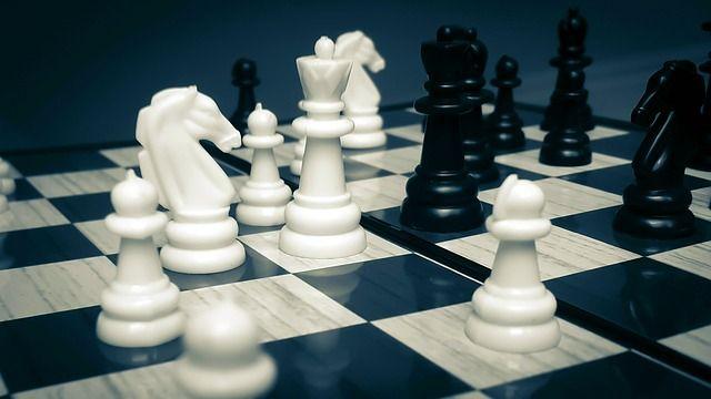 Schach spielen mit dem Schachcomputer