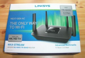 Linksys EA8300 MAX-STREAM AC2200 Router