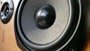 PC Lautsprecher Detail