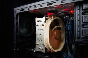 Einbau und Montage eines CPU-Kühler