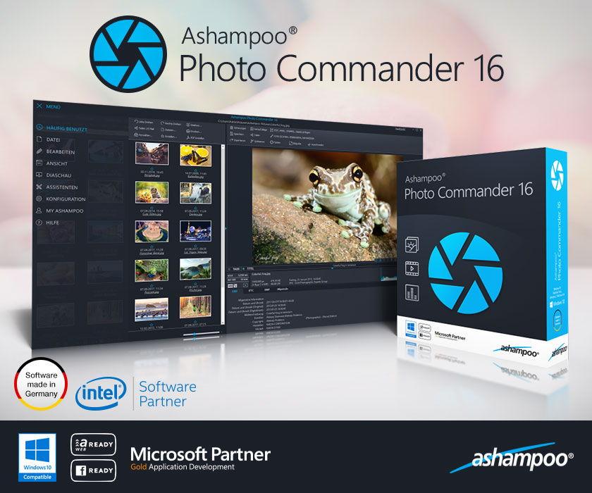 Ashampoo Photo Commander 16 Präsentation
