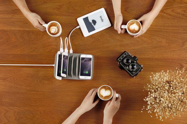Wireless Charging mit XLayer