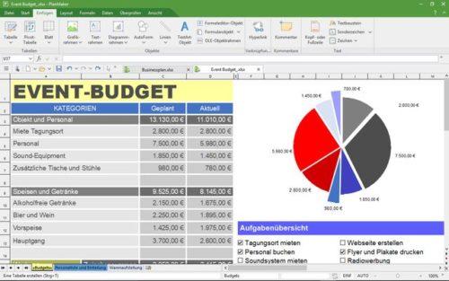 Nahtlos kompatibel zu Microsoft Office
