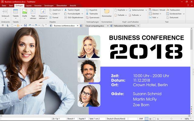 SoftMaker Office 2018 - Wahlweise Ribbons oder klassische Bedienoberfläche